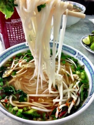 Rainy day noodles.