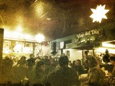 At Manuel's in Aptos.